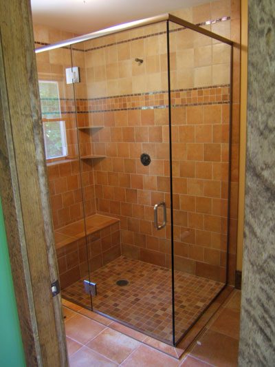 Frameless Shower Doors With Headers