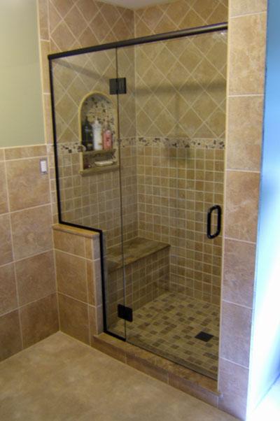 Frameless Shower Doors With Headers