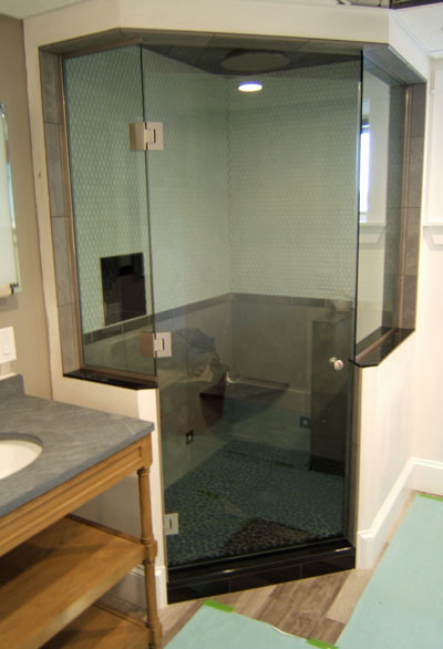ideas for framing photo booth pictures - Frameless Shower door FAQS and Facts