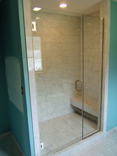 Nine Most Popular Frameless Shower Doors